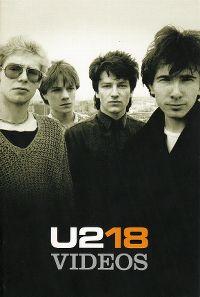 Cover U2 - 18 Videos [DVD]